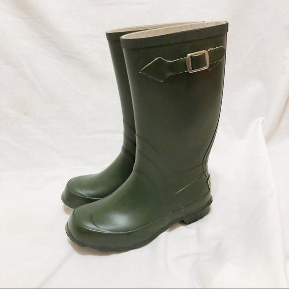 b24b19efe0d L.L. Bean Wellie Rain Boots